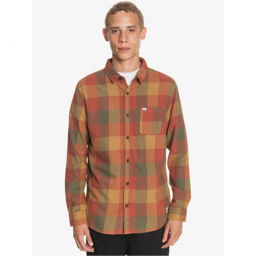 Camisa ML H Motherfly, CAMISAS Quiksilver