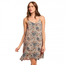 Vestido D Full Bloom Print, VESTIDOS Roxy